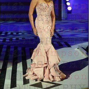 Alyce Paris Pageant/Prom Dress